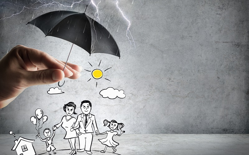 Die Risikolebensversicherung kennt man meist aus dem Zusammenhang mit dem Hausbau oder auch Kauf eines Hauses (#02)