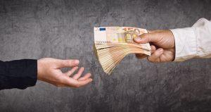 Das Beleihen dient vor allem der kurzfristigen Deckung des Kapitalbedarfs. (#01)