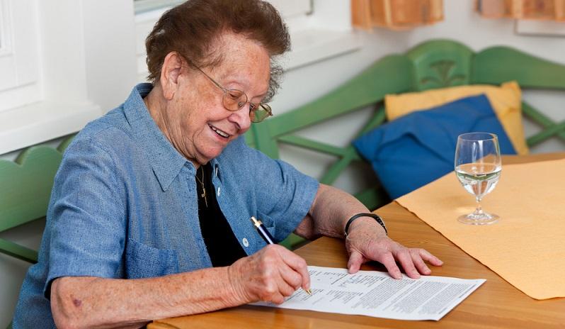 Die Rentnerin wendet sich an den Verbraucherschutz (#03)