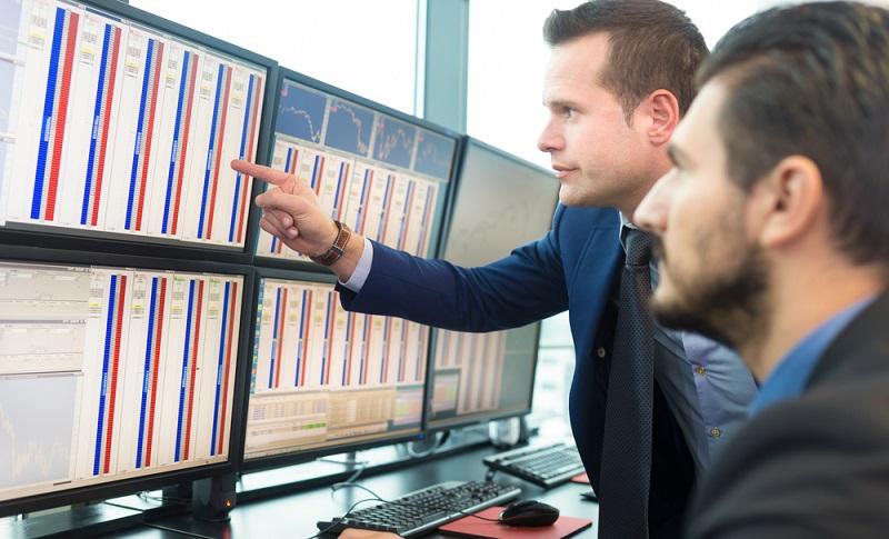 """Wer die Frage """"Wie funktioniert die Börse?"""" beantworten möchte, muss wissen, dass es sich hier um ein Finanzierungsmittel der Unternehmen handelt.  ( Foto: Shutterstock-Matej Kastelic )"""
