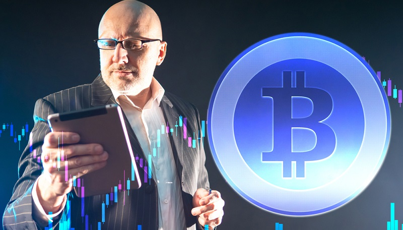 Um in Bitcoin investieren und diese für die Altersvorsorge oder für andere Zwecke ansparen zu können, müssen sie erst einmal gekauft werden. ( Foto: Shutterstock- FOTOGRIN)